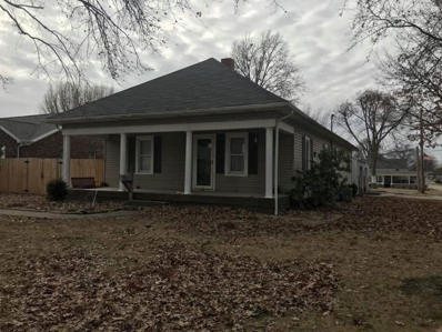201 S Willard Street, Fort Branch, IN 47648 - #: 201807944