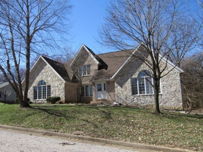 1251 Tanglewood Drive, Mount Vernon, IN 47620 - #: 201809091