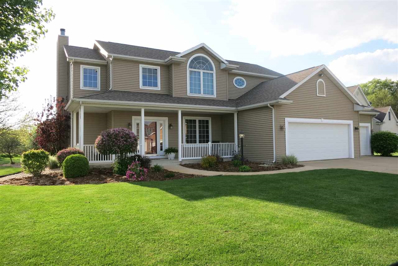 54069 Stonebridge Drive, Elkhart, IN 46514 - MLS#: 201809380
