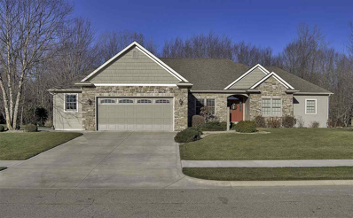 331 E Barrington Place, Warsaw, IN 46582 - #: 201809934