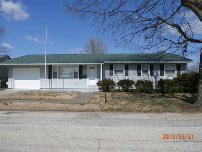 927 S 14TH Street, Vincennes, IN 47591 - #: 201810280