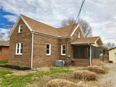 410 S Seventh Street, Boonville, IN 47601 - #: 201810328