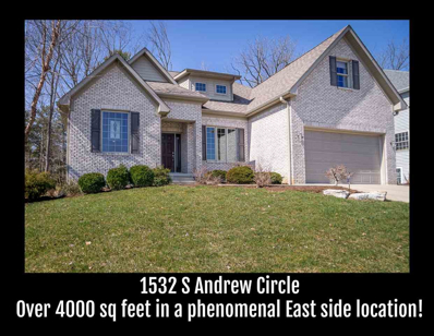 1532 S Andrew Circle, Bloomington, IN 47401 - #: 201810676