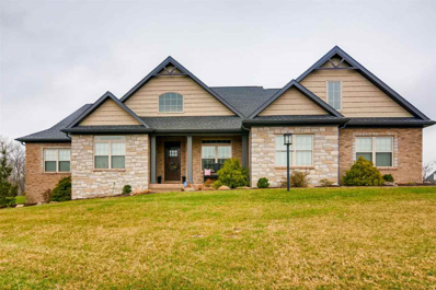 5121 Bombay Circle, Evansville, IN 47725 - #: 201810964
