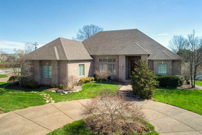 600 Greengate Court, Evansville, IN 47715 - #: 201811335