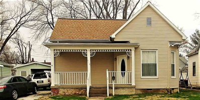 818 S Third Street, Boonville, IN 47601 - #: 201811561
