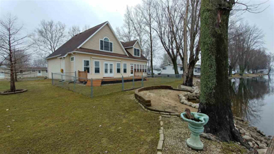 10099 N Holiday Pt, Rome City, IN 46784 - #: 201811680
