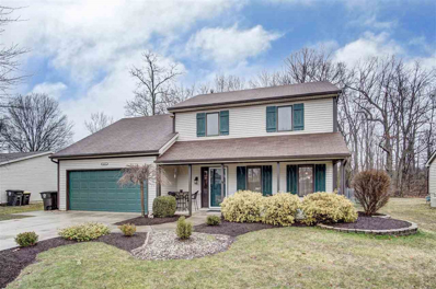 4109 Castell Drive, Fort Wayne, IN 46835 - #: 201811684