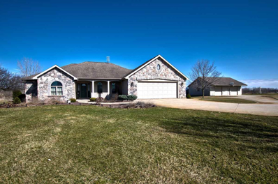 56250 County Road 35, Middlebury, IN 46540 - #: 201811981