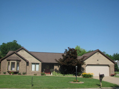 7016 Copperfield Drive, Evansville, IN 47711 - #: 201812817