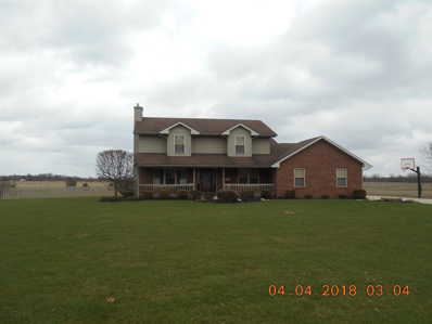 1212 S County Road 625 E, Selma, IN 47383 - #: 201812971