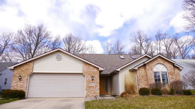 8630 Spring Forest Drive, Fort Wayne, IN 46804 - #: 201813510