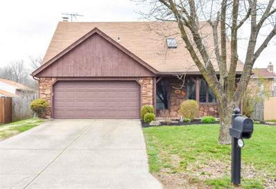 404 Old Cannon Way, Evansville, IN 47711 - #: 201813774