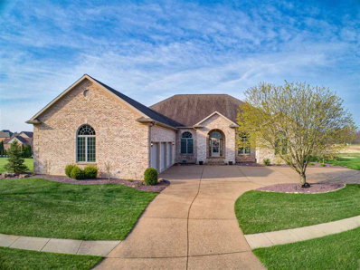 199 Quail Crossing Drive, Boonville, IN 47601 - #: 201813799