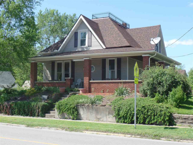 348 W Main, Bloomfield, IN 47424 - #: 201813872