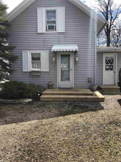 8817 E Crow Road, Syracuse, IN 46567 - #: 201813898