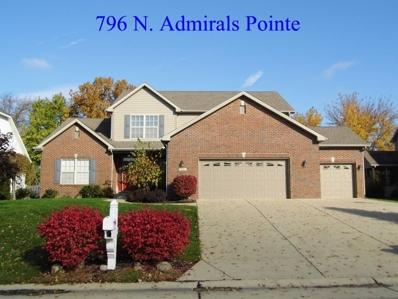 796 Admirals Pointe Drive, Lafayette, IN 47909 - MLS#: 201813956