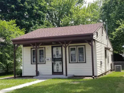 1803 W Euclid Ave, Marion, IN 46952 - MLS#: 201813986