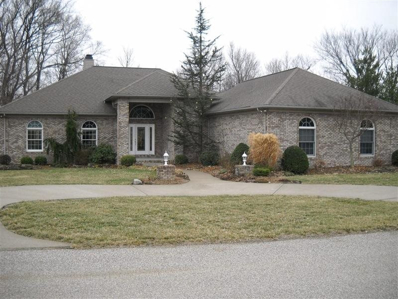 2415 N Clydesdale Drive, Vincennes, IN 47591 - #: 201813990