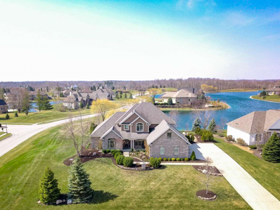 14707 Heron Lake Crossing, Fort Wayne, IN 46814 - MLS#: 201814159
