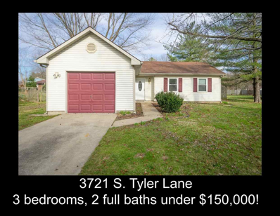 3721 S Tyler Lane, Bloomington, IN 47403 - #: 201814167