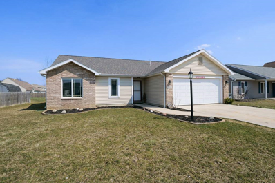 824 N Newport Run, Columbia City, IN 46725 - #: 201814188
