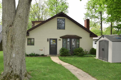 515 E Lake View Rd, Syracuse, IN 46567 - #: 201814477
