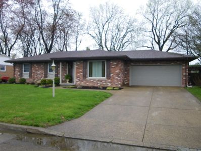 7516 Queens Avenue, Evansville, IN 47715 - #: 201814500