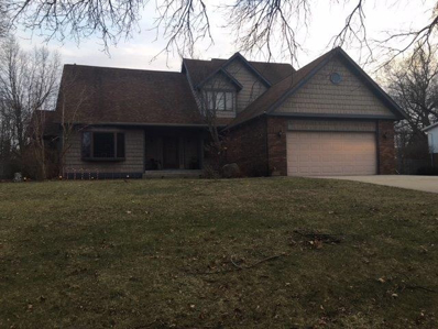3415 E North Country Lane, Knox, IN 46534 - #: 201815151