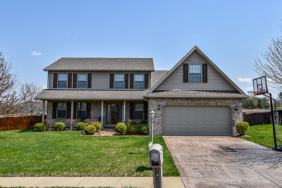 15401 Averitt Drive, Evansville, IN 47725 - #: 201815166