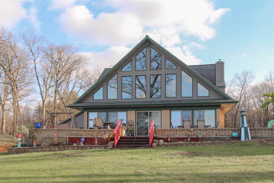 5531 N Stahl Road, Monticello, IN 47960 - #: 201815264