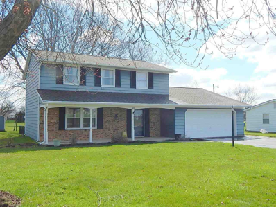 1431 Stogdill Road, Bluffton, IN 46714 - #: 201815299