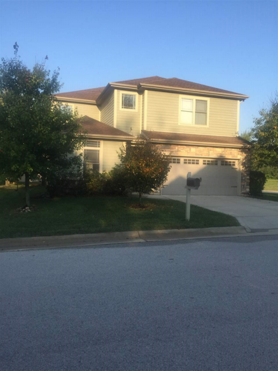 1037 Catherwood Ct Court, West Lafayette, IN 47906 - #: 201815446
