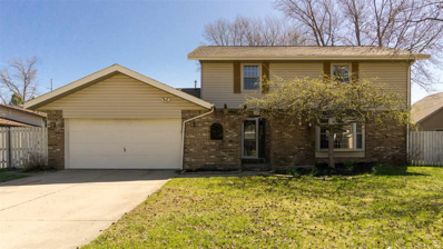 2908 Barlow Street, West Lafayette, IN 47906 - MLS#: 201815617