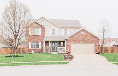 1208 Stoneripple Court, Lafayette, IN 47909 - MLS#: 201815619