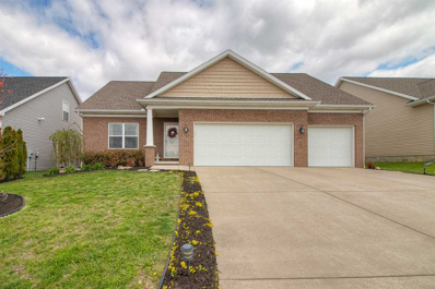 15349 Shakespeare Drive, Evansville, IN 47725 - #: 201815653