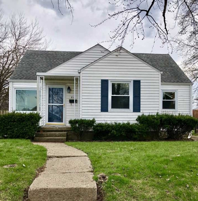 814 Altgeld Street, South Bend, IN 46614 - #: 201815738