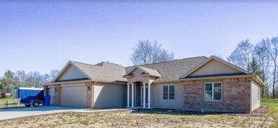 878 N Emancipation Court, Columbia City, IN 46725 - #: 201815766