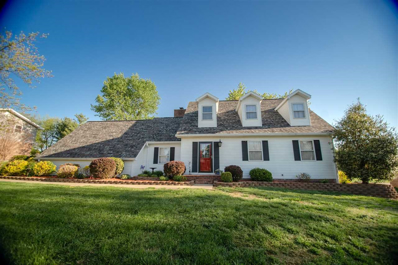 1819 Greenbrier Drive, Mount Vernon, IN 47620 - #: 201815805