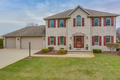 60686 Creekstone Court, Goshen, IN 46526 - MLS#: 201815836