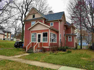 312 S West St, Angola, IN 46703 - #: 201815840