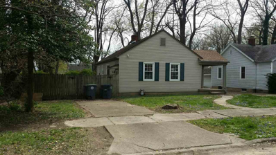 1145 E Chandler Avenue, Evansville, IN 47714 - #: 201815858