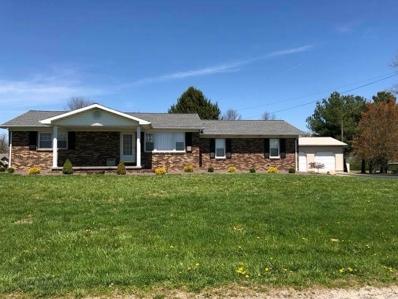 5722 W 550 S, Owensville, IN 47665 - #: 201815990