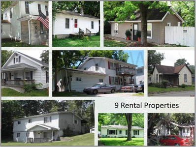 9 Property Investment Package, Bloomington, IN 47404 - #: 201816064
