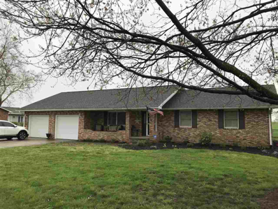 1827 E Hickory Drive, Vincennes, IN 47591 - #: 201816107