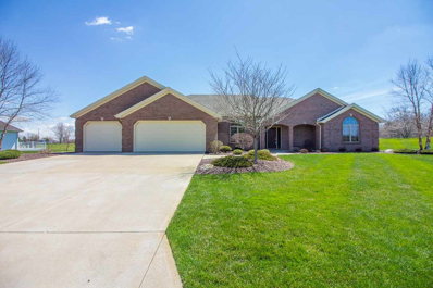 10430 Cedar Oaks Lane, Fort Wayne, IN 46835 - MLS#: 201816217