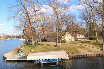 5477 N Stahl Road, Monticello, IN 47960 - #: 201816224