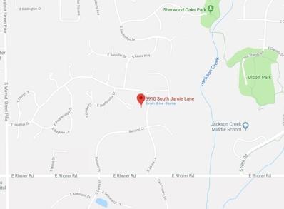 3910 S Jamie Lane, Bloomington, IN 47401 - #: 201816708