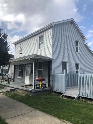 408 S Second Street, Frankfort, IN 46041 - #: 201816902
