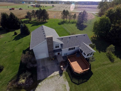 9614 S County Line Rd W, Yoder, IN 46798 - MLS#: 201816986